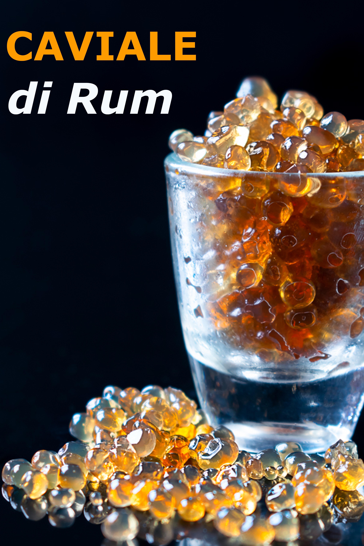 caviale di rum immagine