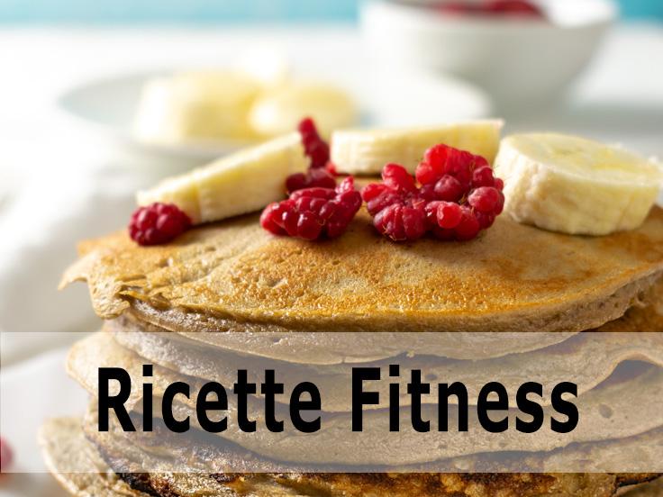 ricette per il fitness immagine