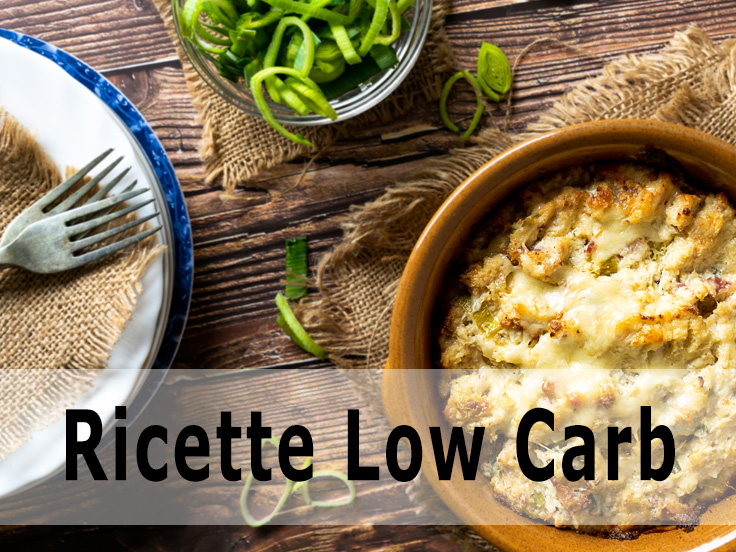ricette low carb immagine