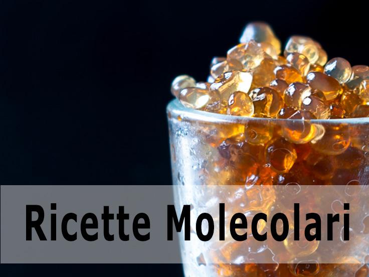 ricette di cucina molecolare immagine