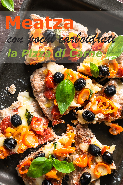 Meatza, La Pizza Di Carne Con Pochissimi Carboidrati