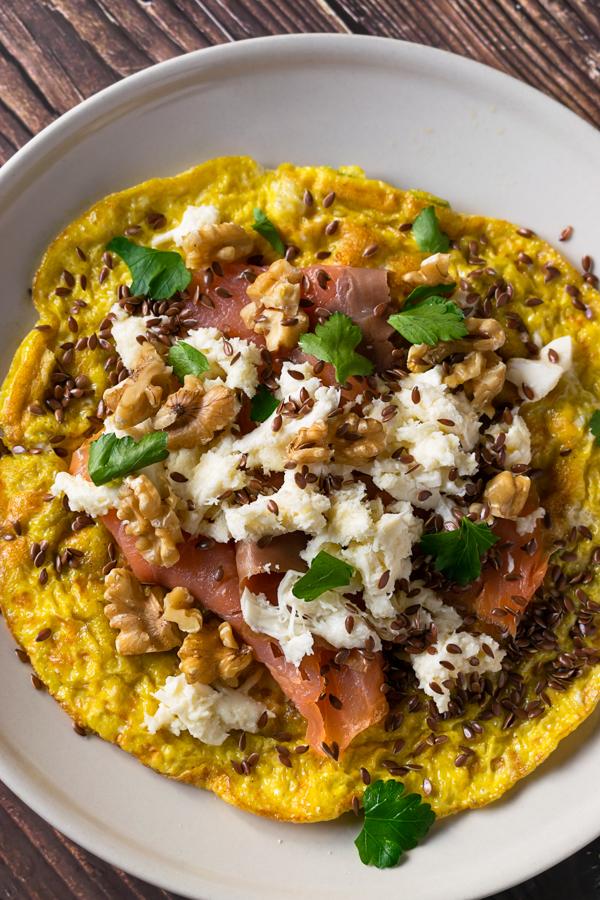 Ricetta Omelette Mozzi.La Frittata Perfetta Per Tutti I Gruppi Sanguigni Senza Glutine
