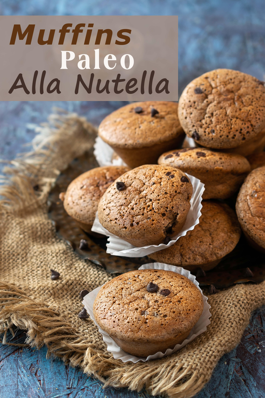 muffins paleo alla nutella immagine