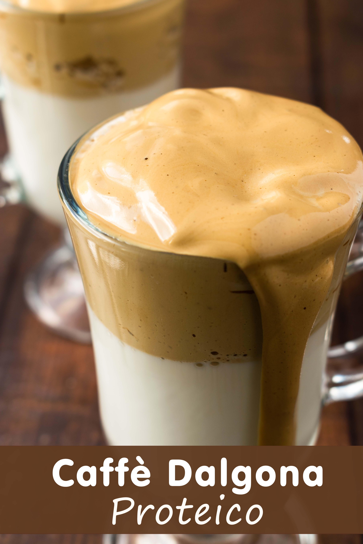 caffè dalgona proteico immagine
