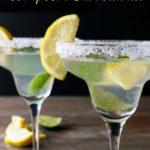 Cocktail Margarita con pochi carboidrati immagine