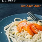 Spaghetti Al Cioccolato Bianco E Cocco immagine
