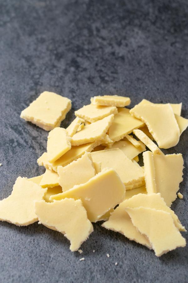 Cioccolato Bianco Senza Zucchero Chetogenico 2