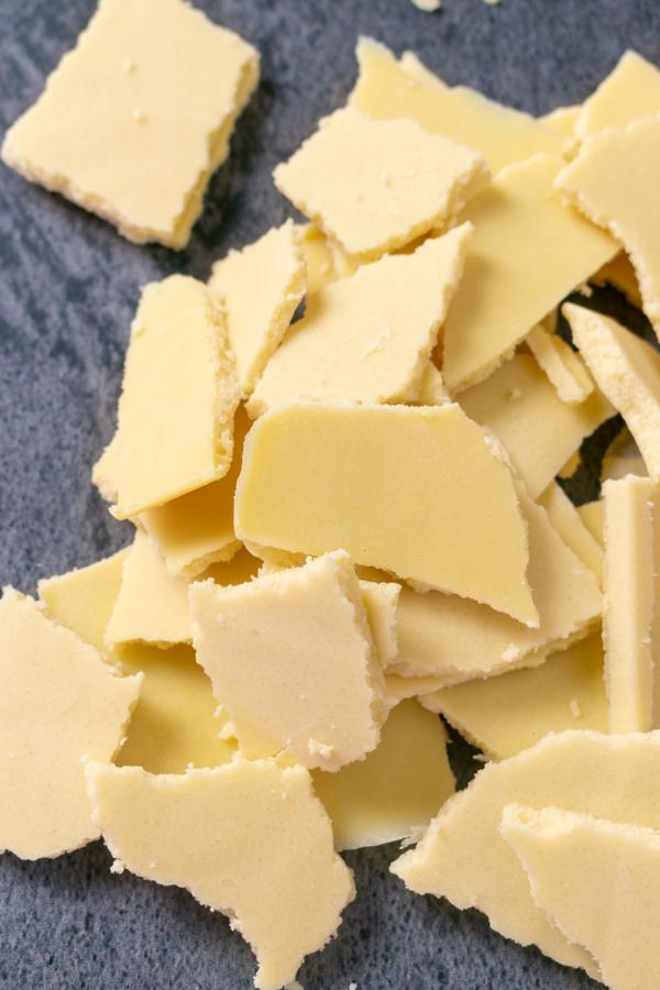 Cioccolato Bianco chetogenico immagine