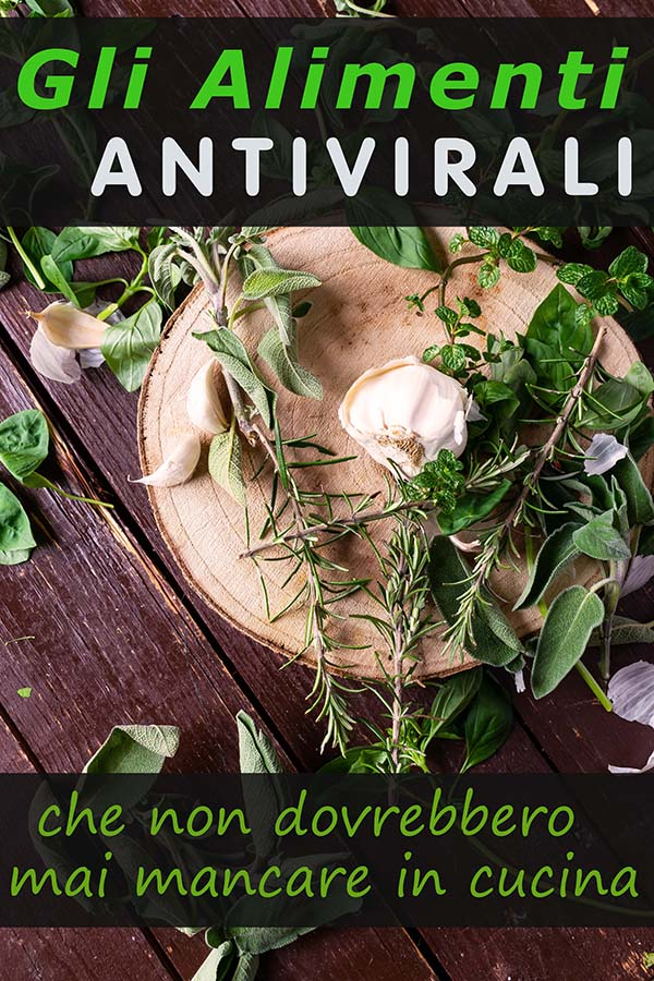 speciale gli alimenti antivirali naturali immagine